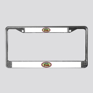 Resist Trump License Plate Frame